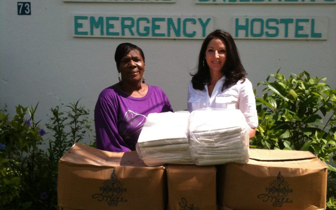 Ports Supports the Children's Emergency Hostel